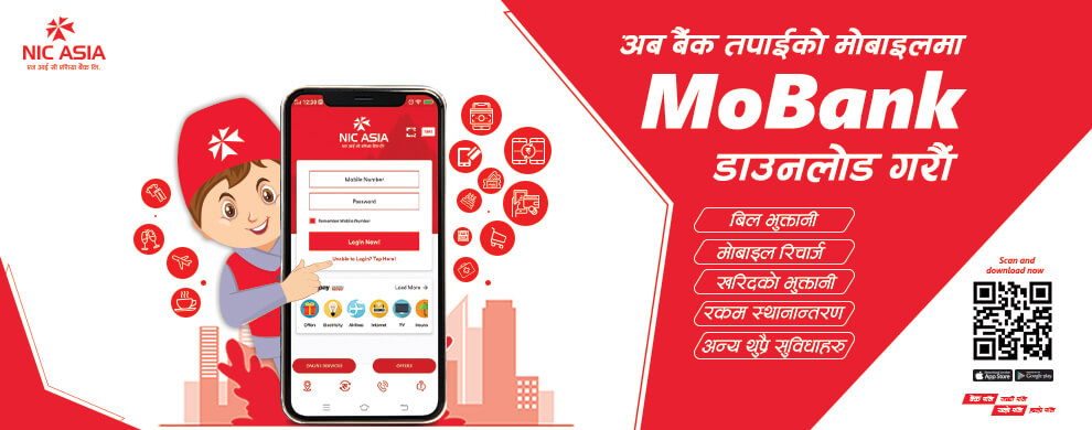 NIC Asia Mobank - Download App