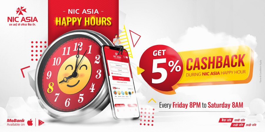 Happy Hour Cashback